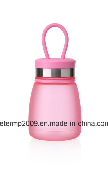 290ml Portable Water Bottle, Blue Color Sport Water Bottle, Plastic Sport Water Bottle pictures & photos