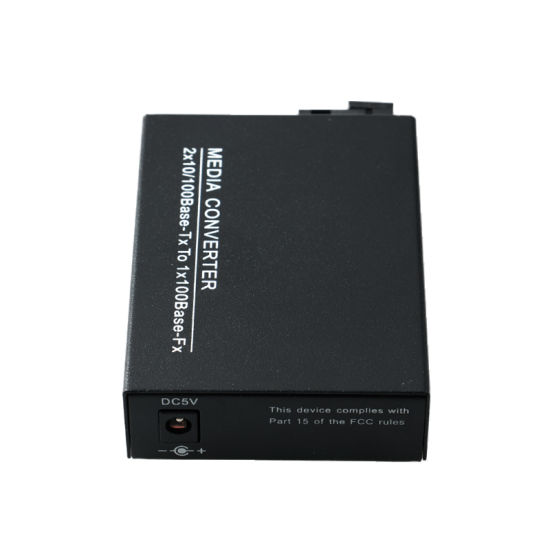 Bi-Directional Optical Fiber Media Converter 1310/1550nm (MC1004SC) pictures & photos