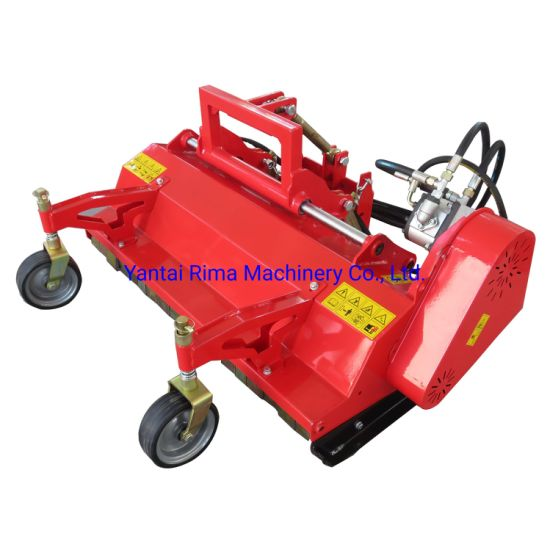 Skid Steer Flail Mower Lawn Mower for Sale