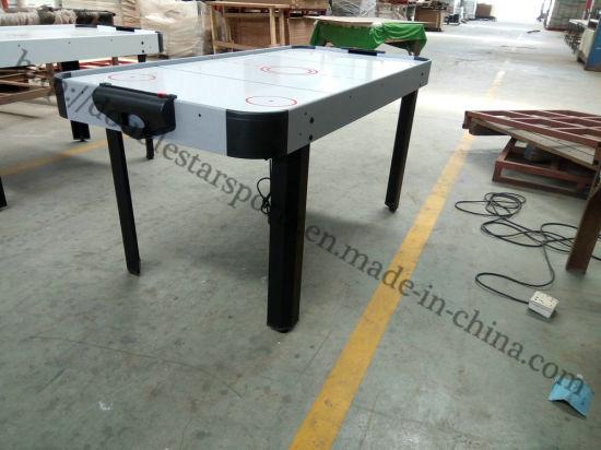 China Popular Classic Sport Air Hockey Table For Factory Cheap Price - Classic air hockey table