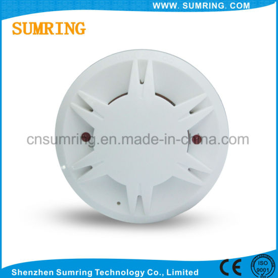 China Factory Fire Alarm 2 Wire Smoke Detector for Alarm System ...