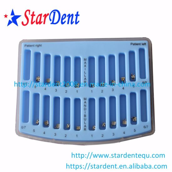 Dental Orthodontic Infinity Self Ligating Brackets with Instruments pictures & photos