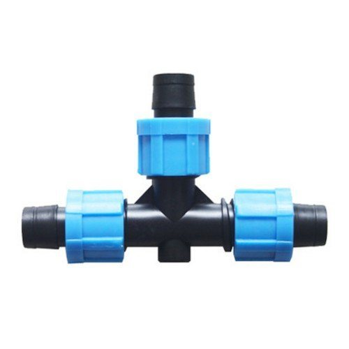 Agriculture Irrigation Driptape Watering Plastic Offtake Micro Irrigation Fitting