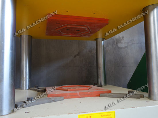 Stone Splitter/Cutting Machine for Pressing Cobble Pavers pictures & photos