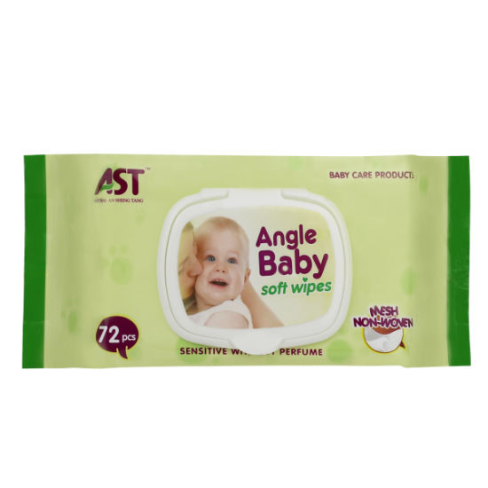 Skincare Wet Wipes Easy Handle Cleaning Baby Wipes pictures & photos