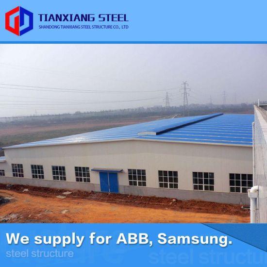 Thermal Insulation Metal Steel Buildings