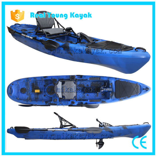 China High Quality Super Deluxe Foot Pedal Fishing Kayaks Sale China Pedal Kayak And Fishing Kayak Price