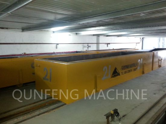 AAC Block Machine Line, AAC Block Production Line pictures & photos