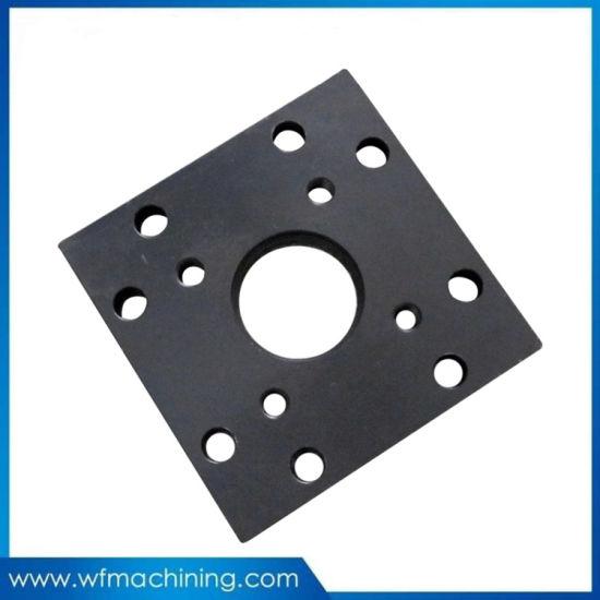 Precision Casting Machinery Hydraulic Cylinder Oil Block