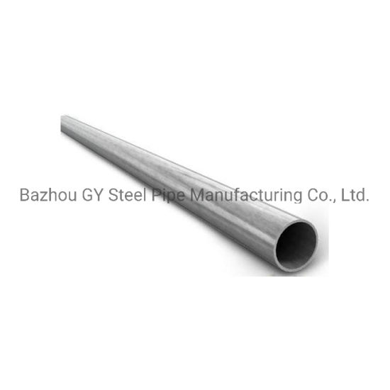 Factory Carbon Steel Pipe Schedule 40 S40 Carbon Steel Pipe
