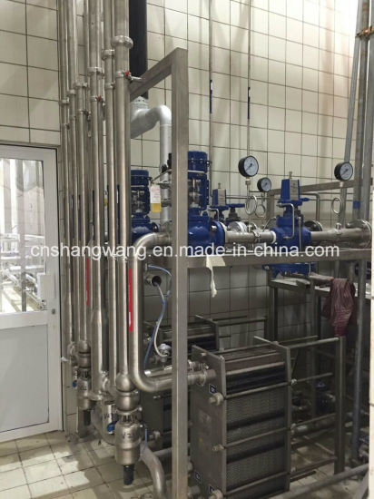 Arab Laban Production Line/Arab Yogurt Production Line pictures & photos