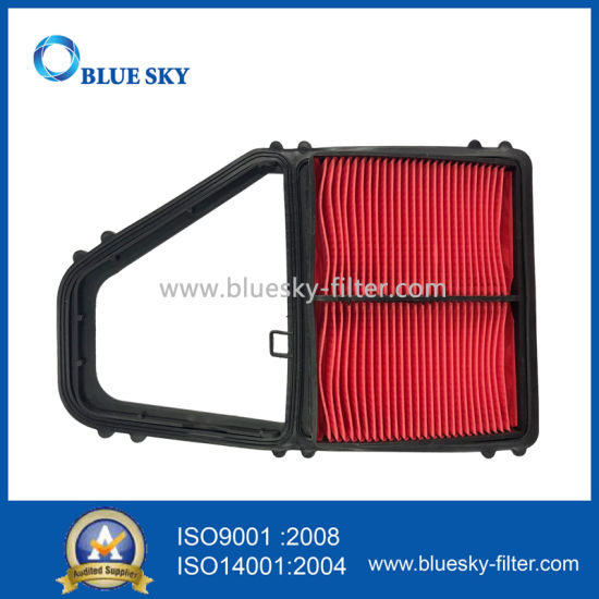 Auto Air Intake Filters for Honda Civic Motor Replace Part 17220-PLC-000 pictures & photos