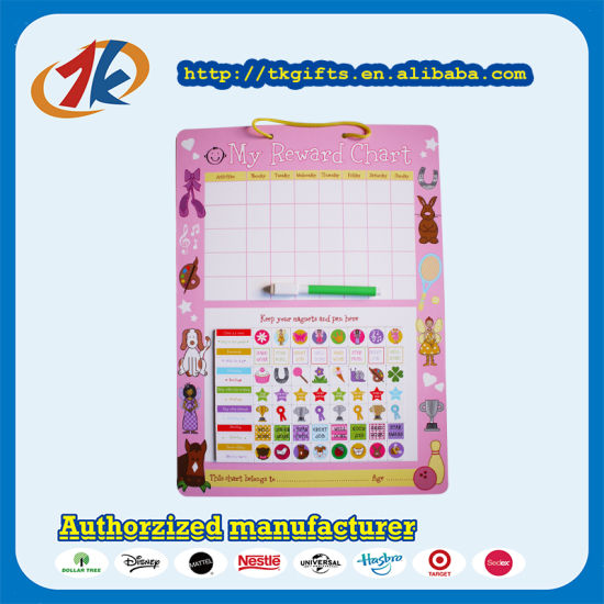 Cheap Price Educational Magnetic Writing Board Toy for Kids