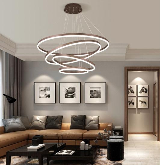 Modern Lighting LED Pendant Chandelier Lighting for Living Room