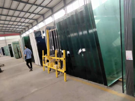 Export Toughened Glass for Building and Interior Building