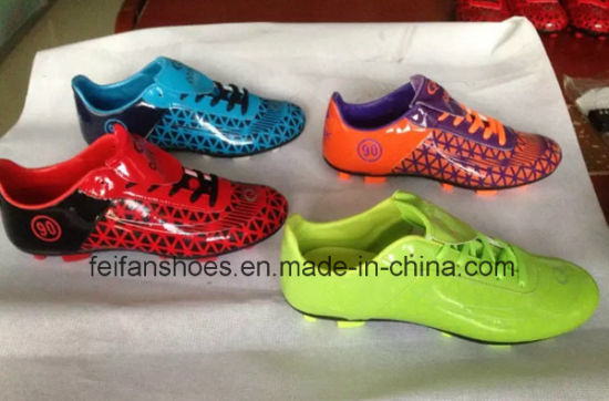 Fashion Sport Shoes Football Shoes Basketball Shoes (FF1110-3) pictures & photos