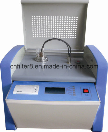 Transformer Insulating Oil Dielectric Loss Testing Equipment (TP-6100A)