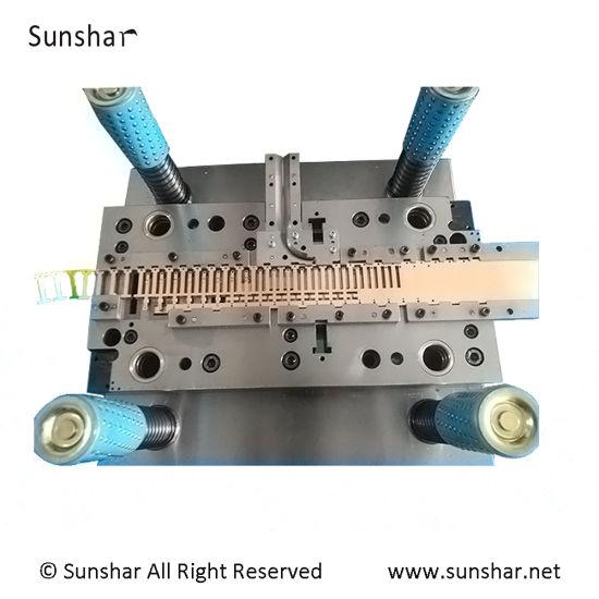 Custom Metal Progressive Stamping Die for Electrical Terminal Connectors