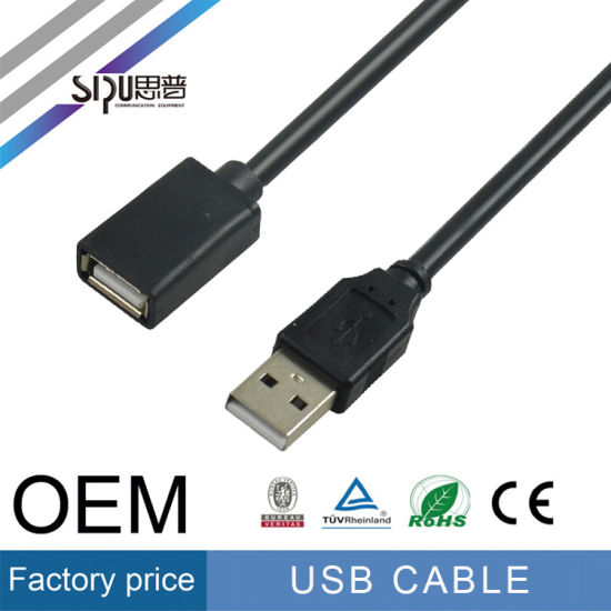 Sipu Extension Plug USB Cable Wholesale USB Connector Data Cable