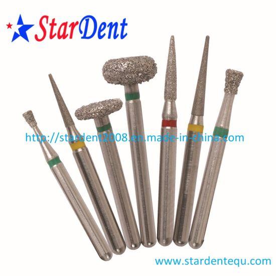New Dental Diamond Burs of Hospital Medical Lab Surgical Diagnostic Dentist Equipment