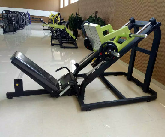 Fitness Equipment Linear Leg Press (SM-2015) pictures & photos