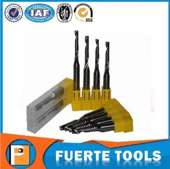 Single Flute Carbide End Mill for Wood Working pictures & photos