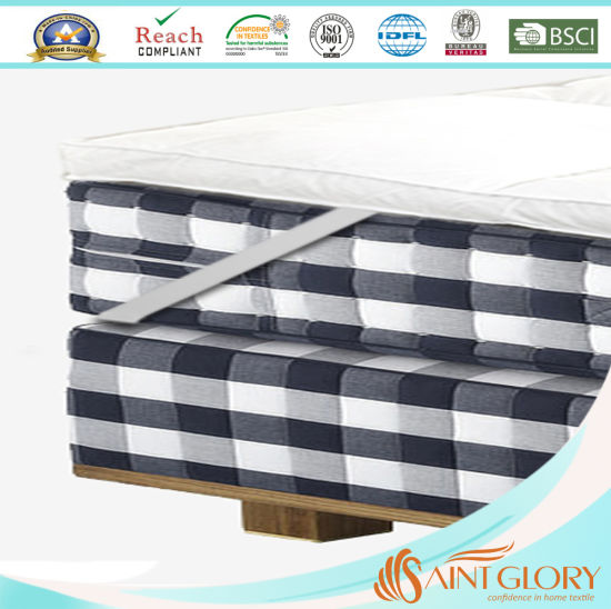 China Supplier Waterproof Dust Mite Proof Mattress Cover pictures & photos