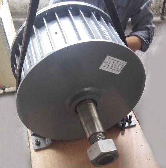 10kw AC220V 200rpm Low Rpm Rpm Permanent Magnet Generator