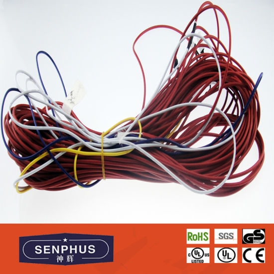 UL3081 Silicone Rubber Heating Wire pictures & photos