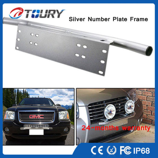 China Auto Parts Car Accessories License Number Plate Frame Brackets ...