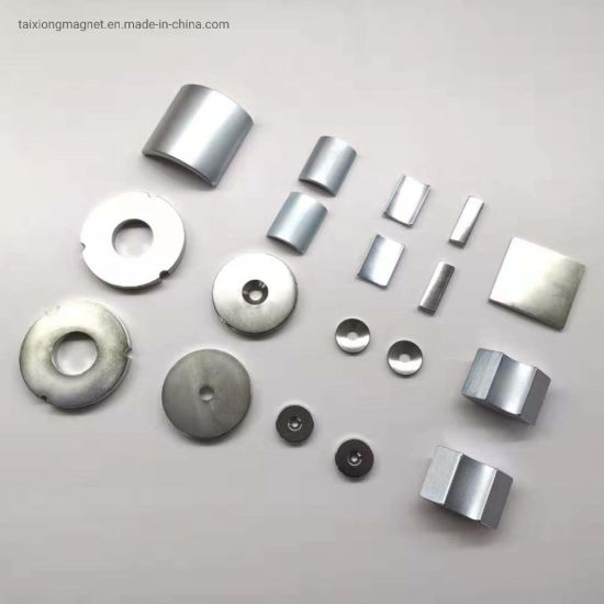 Over 10 Years Experience Ni Coating Powerful Neodymium Magnet Cylinder