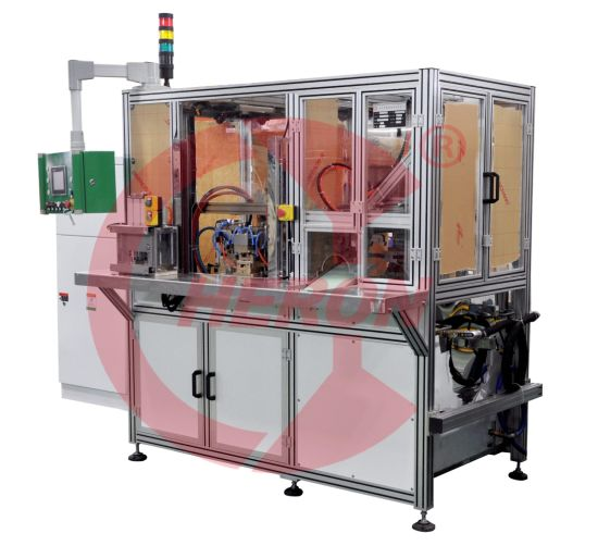 High Frequency Brazing Welding Machine For Circuit breaker frame