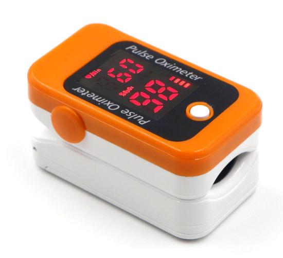 New Product Diagnostic Portable Medical Fingertip Pulse Oximeter