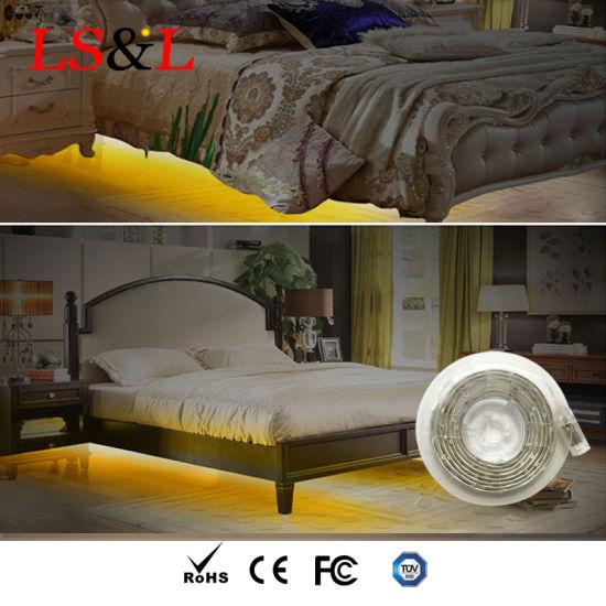 Under Bed Motion Sensor Led Strip Light
