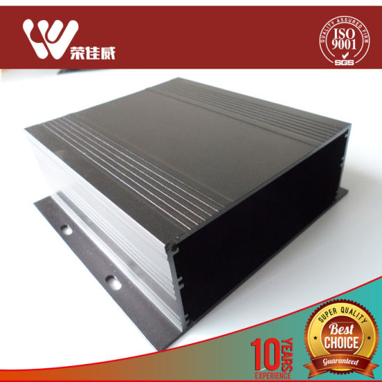 OEM Customized Stainless Steel/Metal /Aluminum Extruded Enclosure for Junction Box Stamping pictures & photos