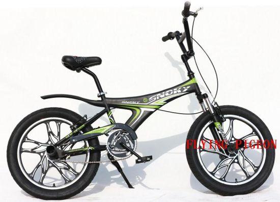 "20"" Aluminum OPC Wheel Freestyle BMX Bicycle (FP-FSB-H04)"