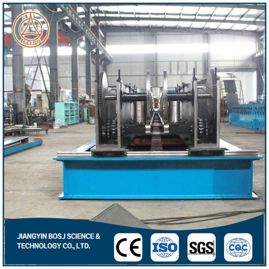Automatic Galvanized Steel Cable Tray Lintel Roll Forming Production Machine Price pictures & photos