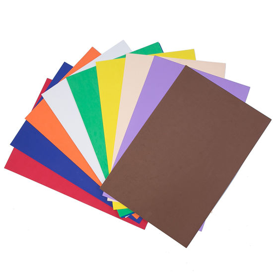 All Sizes Colored Sticky EVA Sheet