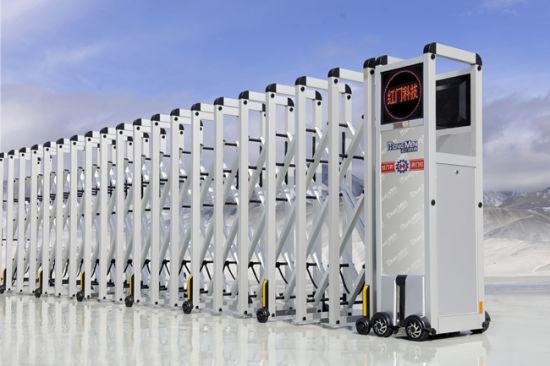 Motorised Folding Gate with Customized Package