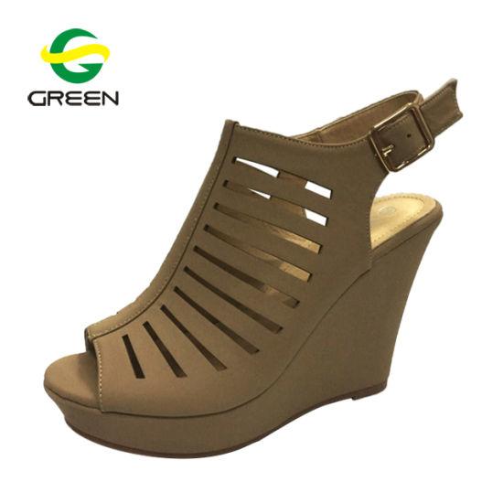 c862429b8 China Wedge Heel Gladiator Sandals Women