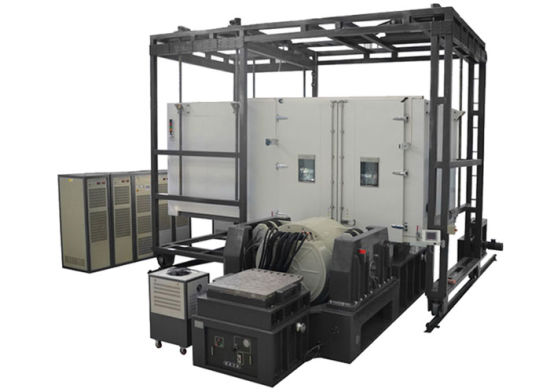 Temperature Humidity Vibration Combined Climatic Test Chamber