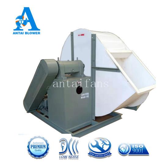 High Wind 9400-17200m3/H 5.5kw Plastic Centrifugal Exhaust Fan/Anti-Corrosion Fan Blower