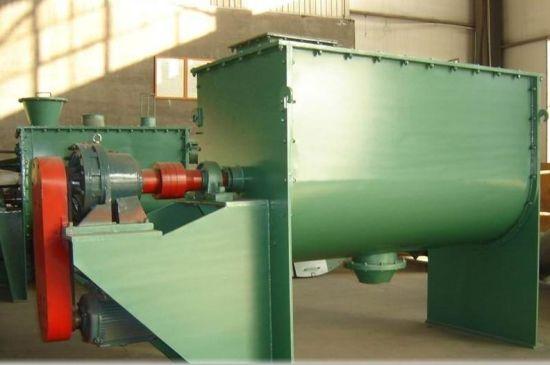 Made in China Wholesale Price Fast Speed Horizontal Horizontal Ribbon Powder Mixer