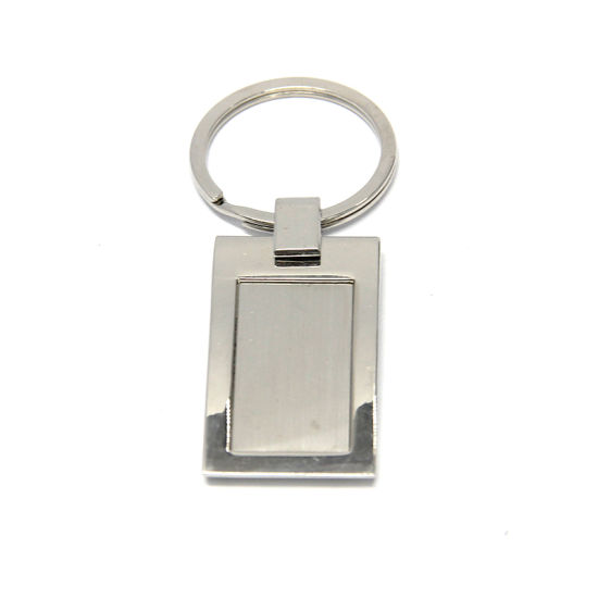 Wholesales Cheap Blank Metal Keychain