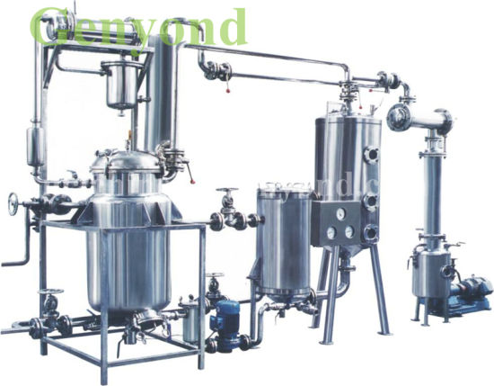 Factory Ultrasonic Crab Shell Solvent Extraction Equipment with Discount pictures & photos