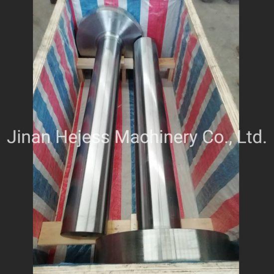 Forged Transmission Shaft Hydraulic Shaft Spline Shaft
