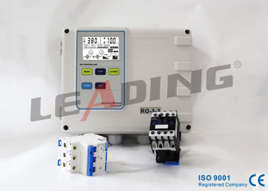 China IP54 Protection Enclosure Intelligent Control Panel for Water