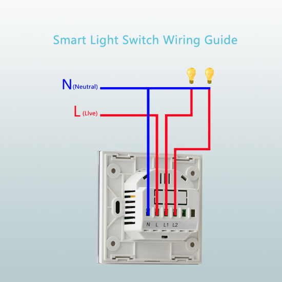 Sensational China Smart Wifi Wall Light Tact Switch China Smart Light Switch Wiring Cloud Venetbieswglorg