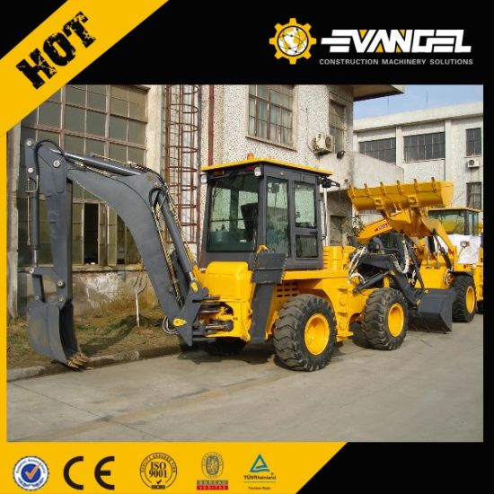 High Quality XCMG Backhoe Loader Xt870 pictures & photos