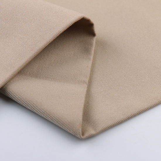 China Factory Cheap Price Cotton Sateen Super Spandex Fabric
